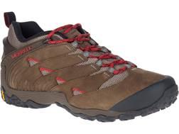 """Merrell Chameleon 7 4"""" Hiking Shoes Leather/Nylon Men's"""