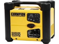 Champion 1700/2000 Watt Gas Powered Inverter Generator