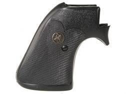 Pachmayr Presentation Grips Ruger New Model Super Blackhawk Rubber Black