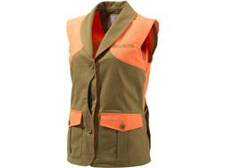 Beretta Women's American Upland Light Vest Polyester and Nylon Light