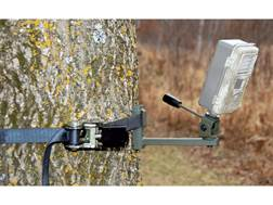 HME Strap On Game Camera Tree Mount Steel Brown
