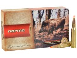 Norma USA TipStrike Ammunition 243 Winchester 76 Grain Polymer Tip Flat Base Box of 20