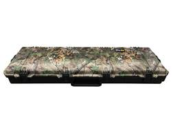 """Pelican Storm iM3300 Scoped Rifle Case with Solid Foam Insert and Wheels 53"""" Polymer Realtree Xtra"""