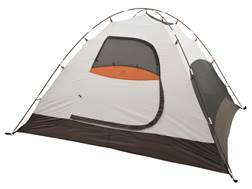 "ALPS Mountaineering Meramac 4 Dome Tent 7'6"" x 8'6"" x 5' Polyester Green, White and Orange"
