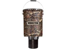 Moultrie Pro Hunter Hanging Game Feeder 6.5 Gallon Mossy Oak Break Up Infinity Camo