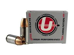 Underwood Ammunition 9mm Luger 105 Grain Lehigh Controlled Fracturing Hollow Point Lead-Free Box ...