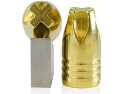 Lehigh Defense Xtreme Penetrator Bullets 50 Beowulf (500 Diameter) 325 Grain Solid Brass Lead-Fre...