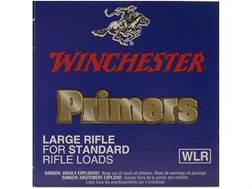 Winchester Large Rifle Primers #8-1/2