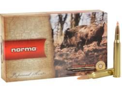 Norma USA TipStrike Ammunition 7x64mm Brenneke 160 Grain Polymer Tip Flat Base Box of 20