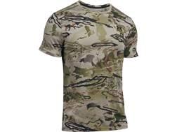 Under Armour Men's UA Early Season Base Layer Shirt Short Sleeve Polyester