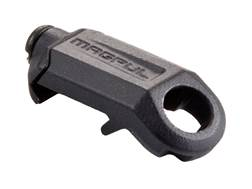 Magpul RSA QD Rail Mount Quick Detach Sling Swivel Socket AR-15 Steel Melonite Black