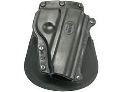 Fobus Standard Belt Holster Right Hand Sig Sauer P230, P232 Polymer Black