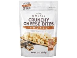 Omeals Smoked Cheese Bites Freeze Dried Food