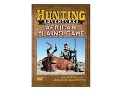Petersen's Hunting African Plains Game DVD