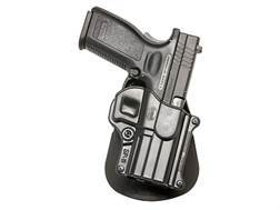 "Fobus Paddle Holster Right Hand H&K P2000, Springfield XD Service 4"", HS2000 9mm, 357, 40 Polymer..."