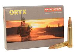 Norma USA American PH Ammunition 358 Norma Magnum 250 Grain Oryx Protected Point Box of 20