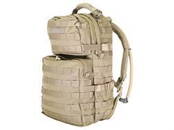 BLACKHAWK! S.T.R.I.K.E. Cyclone Backpack with 100 oz Hydration System Nylon Coyote Tan