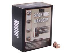 Nosler Sporting Handgun Bullets 40 S&W, 10mm Auto (400 Diameter) 135 Grain Jacketed Hollow Point ...
