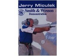 "Gun Video ""Jerry Miculek: S&W Demonstration"" DVD"