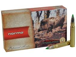 Norma USA American PH Ecostrike Ammunition 9.3x62mm Mauser 225 Grain Tipped Boat Tail Lead-Free B...