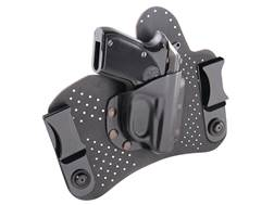 Beretta BU Inside the Waistband Hybrid Holster Right Hand Tomcat Leather/Polymer Black