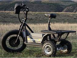 QuietKat Hunter AP 48 Volt Electric Utility Vehicle