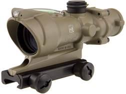 Trijicon ACOG TA11 BAC Rifle Scope 4x 32mm Dual-Illuminated Reticle with TA51 Flattop Mount