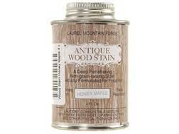 Laurel Mountain Antique Wood Stock Stain Honey Maple 4 oz Liquid