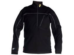 ScentBlocker Men's Expedition 1/4 Zip Base Layer Shirt Merino Wool
