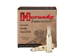 Hornady Custom Ammunition 218 Bee 45 Grain Jacketed Hollow Point Box of 25