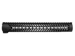 "Samson Evolution Series 15"" KeyMod Free Float Handguard AR-15 Extended Rifle Length Aluminum Matte"
