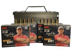 CCI Mini-Mag High Velocity Ammunition Troy Landry Special Edition 22 Long Rifle 36 Grain Plated L...