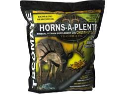 Tecomate Horns-A-Plenty Granular Mineral Mix Deer Attractant 25 lb