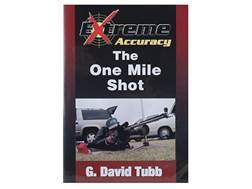 "Gun Video ""Extreme Accuracy: The One Mile Shot with G. David Tubb"" DVD"