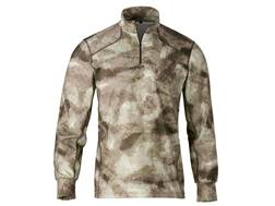 Browning Men's Hell's Canyon Speed Scent Control Phase 1/4 Zip Pullover Polyester