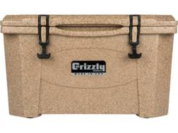 Grizzly 40 Qt Cooler with Rope Handles Polyethylene