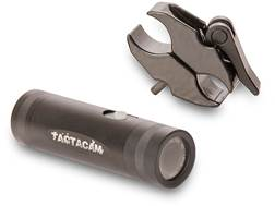 TACTACAM 2.0 Action Camera with Barrel Clamp Mount Flat Black