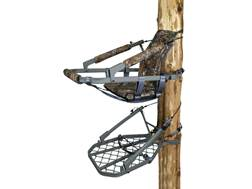 Hawk Warbird LT Climbing Treestand Aluminum Realtree Xtra Camo