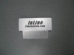 Inline Fabrication Bullet Bin Barrier
