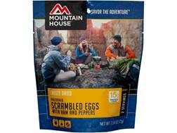 Mountain House Western Omelet with Ham Freeze Dried Food 2.5 oz