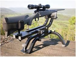 HySkore Black Gun Shooting Rest