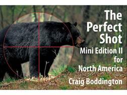 """Perfect Shot: Mini Edition North America 2: Bear, Bison, Cougar, Goat, Hog, Javelina, Muskox, Sh..."