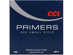 CCI Small Rifle Primers #400 Case of 5000 (5 Boxes of 1000)