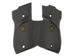 Pachmayr Signature Grips with Backstrap S&W 39, 439 Rubber Black