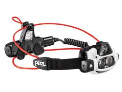 Petzl NAO Reactive Lighting Headlamp LED with Rechargeable Li-Ion Battery Polymer Black