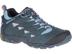 """Merrell Chameleon 7 4"""" Hiking Shoes Leather/Nylon Women's"""