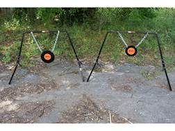 "Viking Solutions Complete GONG Target System Combo 8"" and 10"" AR-500 Steel"
