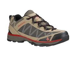 "Vasque Monolith Low 4"" Hiking Shoes Synthetic and Leather Brindle and Chili Pepper Men's"