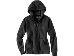 Carhartt Women's Clarksburg Zip-Front Hooded Sweatshirt Cotton/Polyester