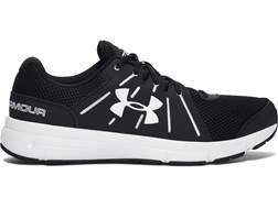 "Under Armour UA Dash RN 2 4"" Hiking Shoes Synthetic Black Men's 9.5 D"